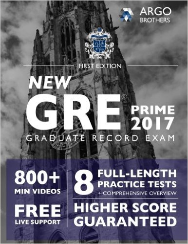 Gre Study Book >> Preped Exam Preparation Gre Prep 2017 With 8 Practice Tests